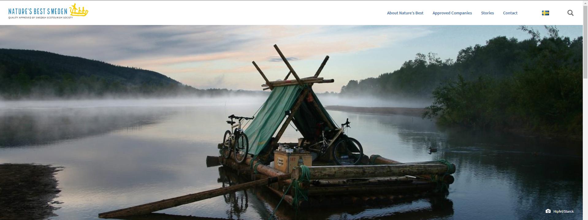 Naturesbestsweden.com